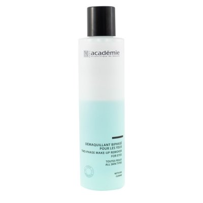 Academie Two-Phase Make-Up Remover for Eyes, 200ml
