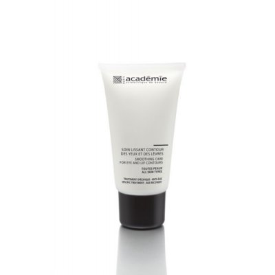 Academie Smoothing Care for Eye and Lip Contours, 40ml