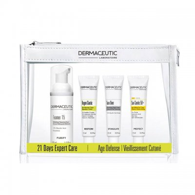 Dermaceutic Age Defense Kit box tub bild1