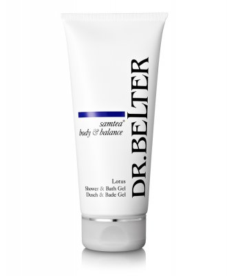 Dr.Belter Lotus Shower & Bath Gel, 200ml