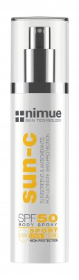 Nimue SPF50 Body Spray Sport, 150ml